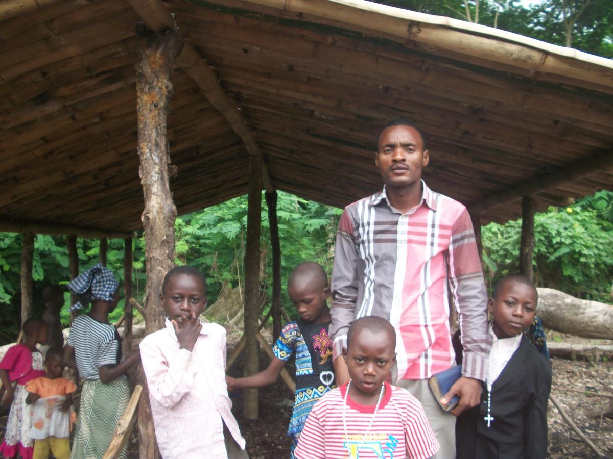 MISSIONARY OLUSEGUN KOLADE - IBADAN, NIGERIA